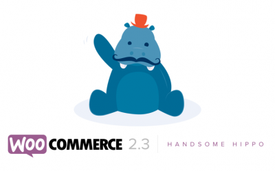 WooCommerce 2.3 Handsome Hippo